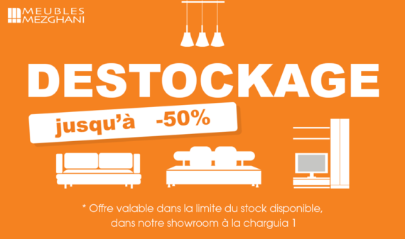 visuel de Mezghani Destockage