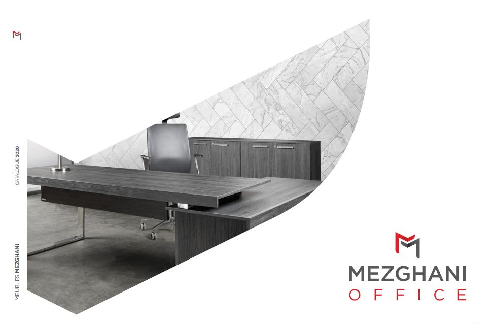 Couverture catalogue Mezghani 2020